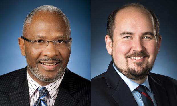 Carlton L. Johnson, left, and Thomas W. Nardi, right, of Archer & Greiner.