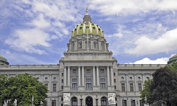 Pennsylvania State Capitol.