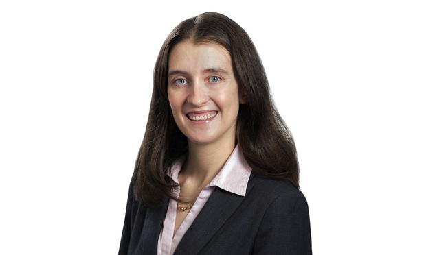 Sarah Bryan Fask, associate with Littler Mendelson.