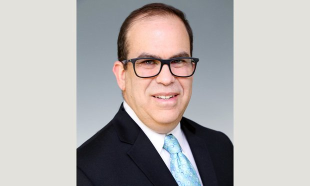 Stephen M. Asbel of Reger Rizzo & Darnall.