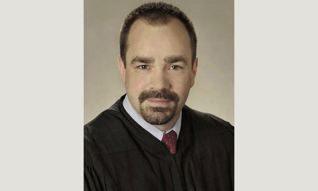 Judge P. Kevin Brobson