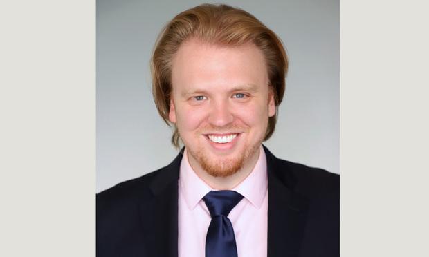 Aaron Nelson legal research associate with Warren Environmental Counsel.