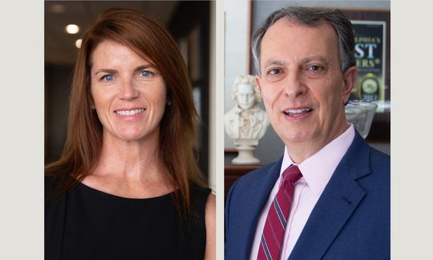 Pamela Coyle Brecht and Marc Stephen Raspanti