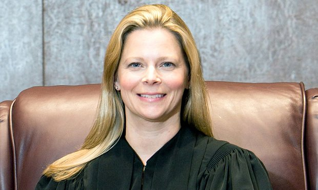 Judge Christylee Peck.