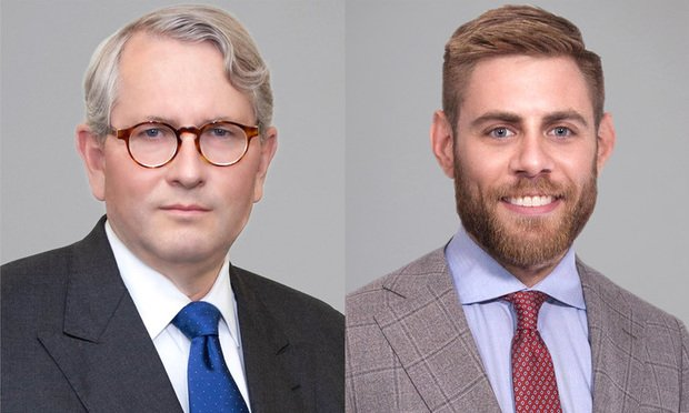 Carl W. Hittinger(left) and Tyson Herrold(right) of Baker & Hostetler.