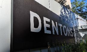 DOJ Asks Court to Scrap Dentons' 7M Fee Award in Case Involving Phila Startup