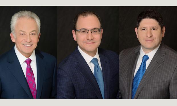 Alan M. Feldman, Daniel J. Mann and Edward S. Goldis