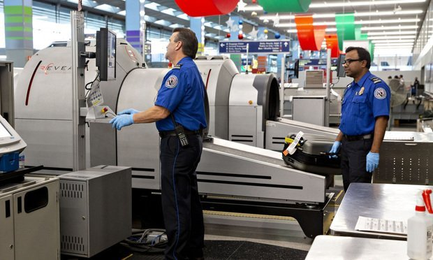 Transportation Security Administration agents