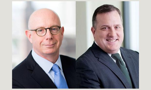 Joseph A. Tate, Jr.(left) and David J. Walton(right) of Cozen O'Connor.