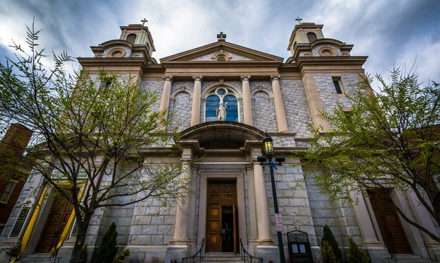 Saint Patrick Harrisburg