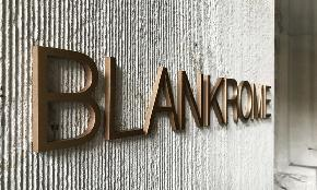 Blank Rome Snags Perkins Coie Insurance Recovery Chair Growing Key Practice