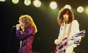 Led Zeppelin Copyright Ruling a Loss for Pa Lawyer but Impact Could Be Widespread