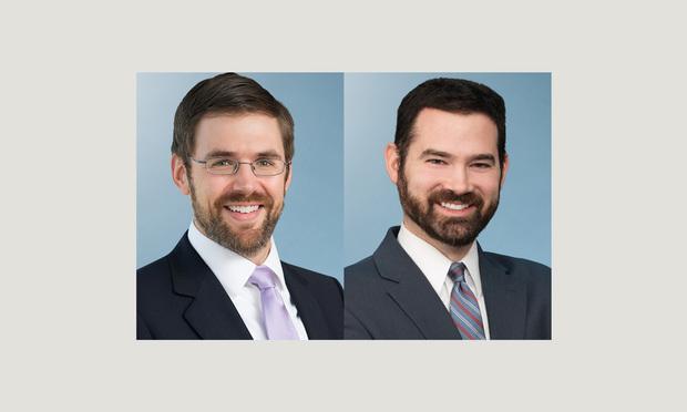 Mark D. Taticchi and Jeffrey P. Justman of Faegre Drinker Biddle & Reath