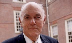 Ned Madeira Longtime Leader at Pepper Hamilton Dies at 92