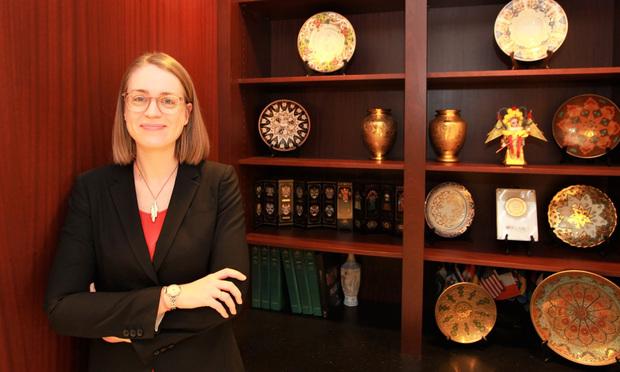 Allie K. Dempsey of Klasko Immigration Law Partners.