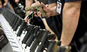 Pa Appeals Court Says US Law Curbing Liability for Gunmakers Is Unenforceable