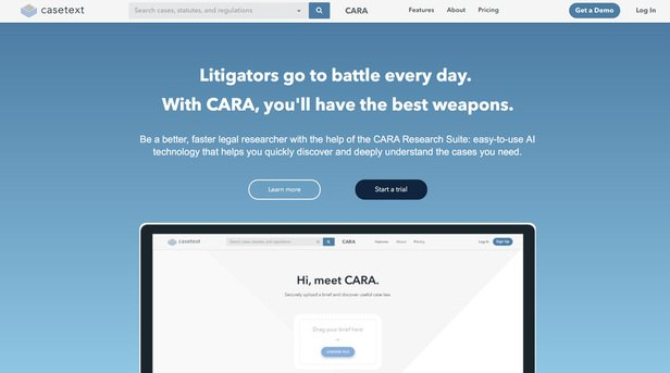 Casetext Launches 'Push Research' Feature for Litigators | The ...