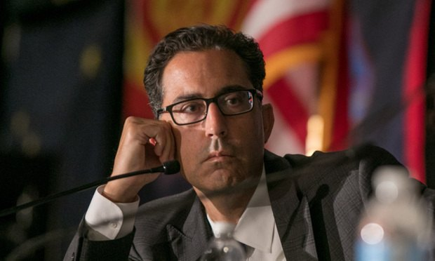 U.S. District Judge Vince Chhabria, Northern District of California.
