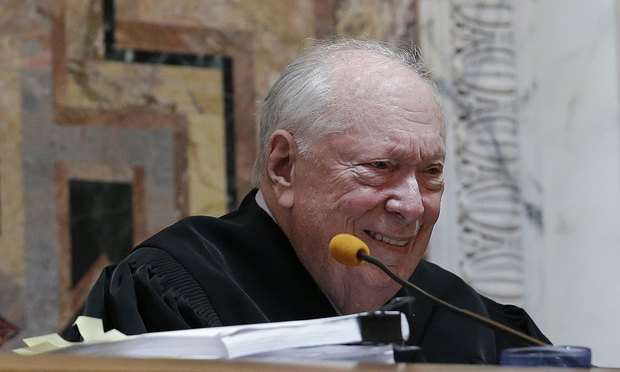 Appeals Court Judge Reinhardt, known as the 'liberal lion', dies