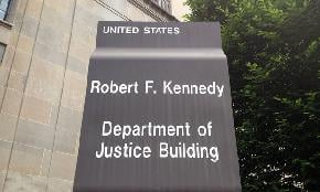 DOJ Memo Urges Government Lawyers to Dismiss 'Meritless' FCA Cases