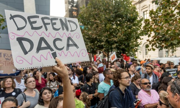 In Rare Move, Trump Admin Will Appeal DACA Ruling to Supreme Court
