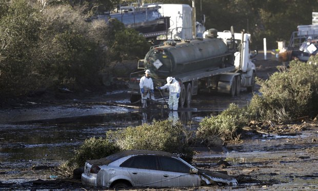 Lawsuit targets California utilities over deadly mudslides