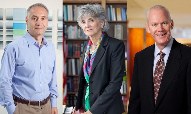 Ed Reines, Weil, Gotshal & Manges, Judge Susan Illston and David Gindler, Irell & Manella