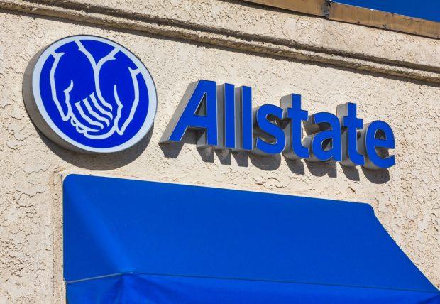 Allstate sign