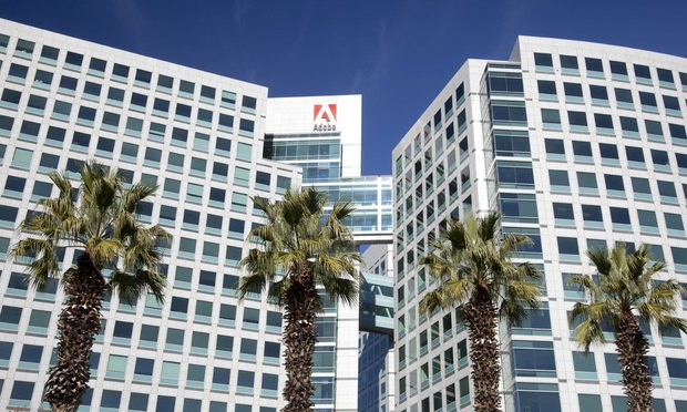 adobe corporate office. Adobe Systems Headquarters In San Jose. Corporate Office