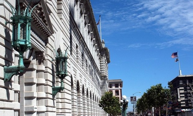 The United States Court of Appeals for the Ninth Circuit building in San Francisco.