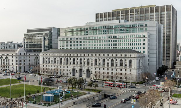 The Entire California Supreme Court Recused In Judicial Pay Case The Recorder