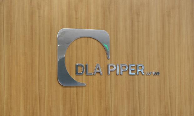 DLA Piper signage
