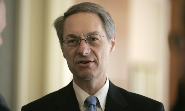 U.S. District Judge Richard Seeborg
