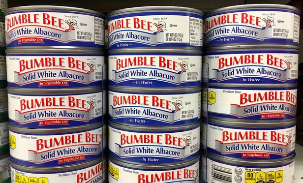 Bumble Bee CEO Indicted in California for Tuna Price Fixing