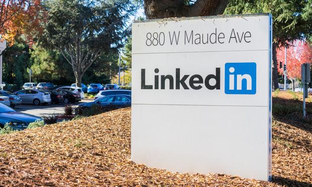 LinkedIn Sunnyvale offices.