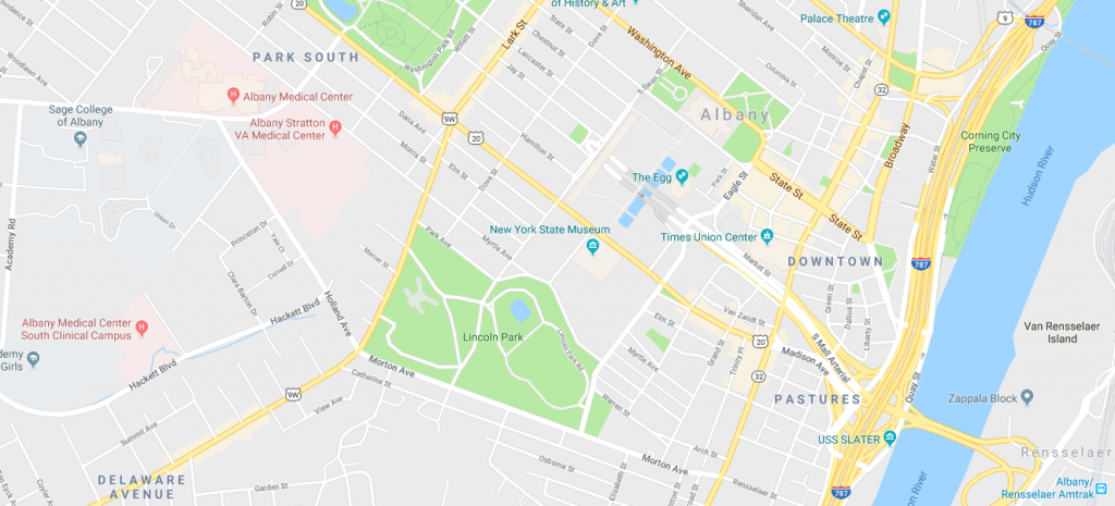 Google Map Of New York.New York Courts Can Take Judicial Notice Of Google Maps Under New