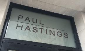 Paul Hastings Picks Up Winston & Strawn's LA Based Restructuring Leader in Bi Coastal Hire