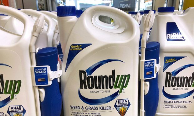 Federal Jury Finds Roundup Was 'Substantial Factor' in California Man's Cancer