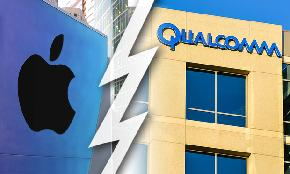 Apple and Qualcomm Settle in Midst of Opening Statements