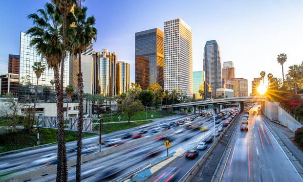 Los Angeles, CA. Credit: blvdone/Shutterstock.com