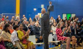 Scenes From SF Public Defender Mano Raju's Swearing In Ceremony
