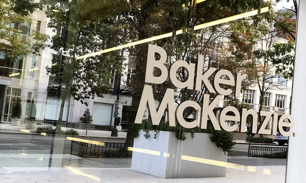 Facebook, Google Turn to Baker McKenzie for Digital-Tax Lobbying
