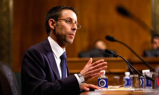 Daniel Bress testifies
