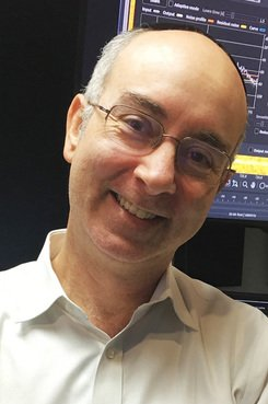 David Notowitz, founder of NCAVF, based in Los Angeles.