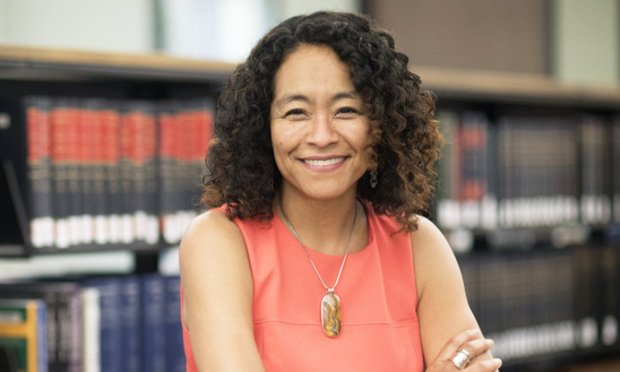 L. Song Richardson dean of the UC Irvine School of Law