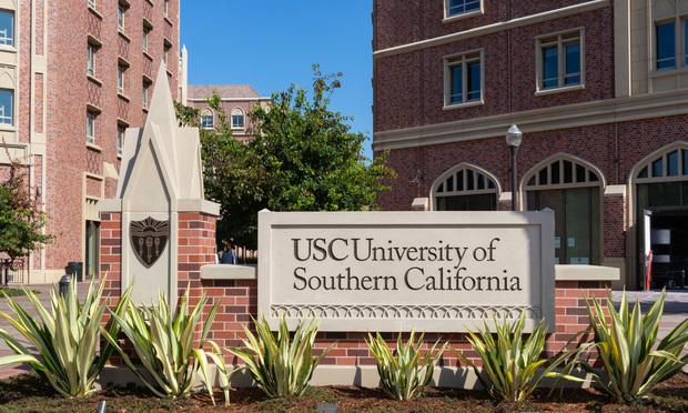 University of Southern California.