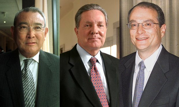 Judges Wallace Tashima, Milan Smith and  Mark James Bennett, United States Court of Appeals for the Ninth Circuit.