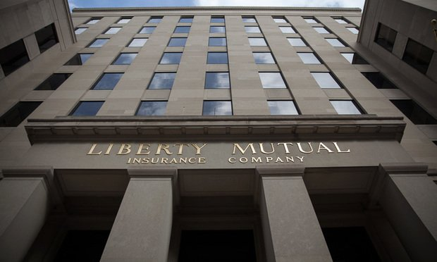 The Liberty Mutual Insurance world headquarters building, located in Boston, MA.