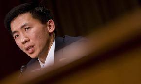 Goodwin Liu and Jeremy Fogel Team with ABA to Probe Low Numbers of Minority Law Clerks