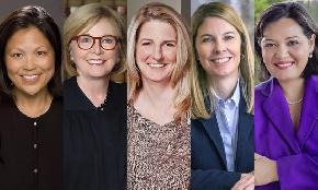 Five Californians Win ABA Women Lawyers of Achievement Award